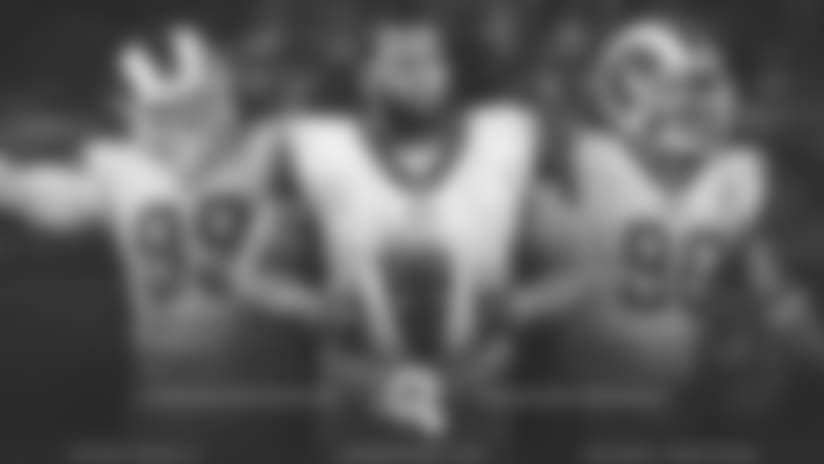 Donald + Suh + Brockers: Rams Defensive Tackle Highlight