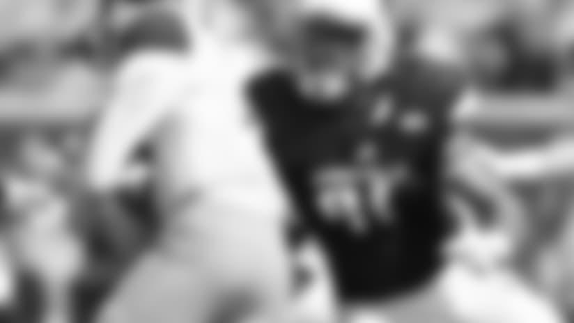 PHOTOS: Rams 6th Round Selection Trevon Young