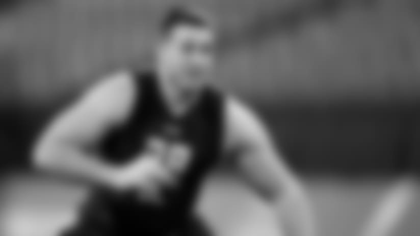 Ravens Add Offensive Lineman Cameron Lee
