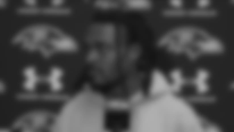Brandon Carr Talks Defending Antonio Brown, Losing Jimmy Smith