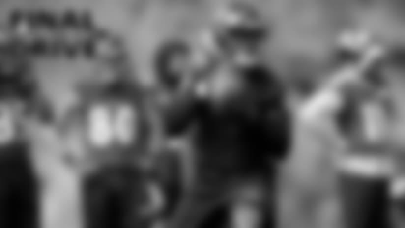 Final Drive: Ravens Teammates Amazed by Lamar Jackson's Running Ability