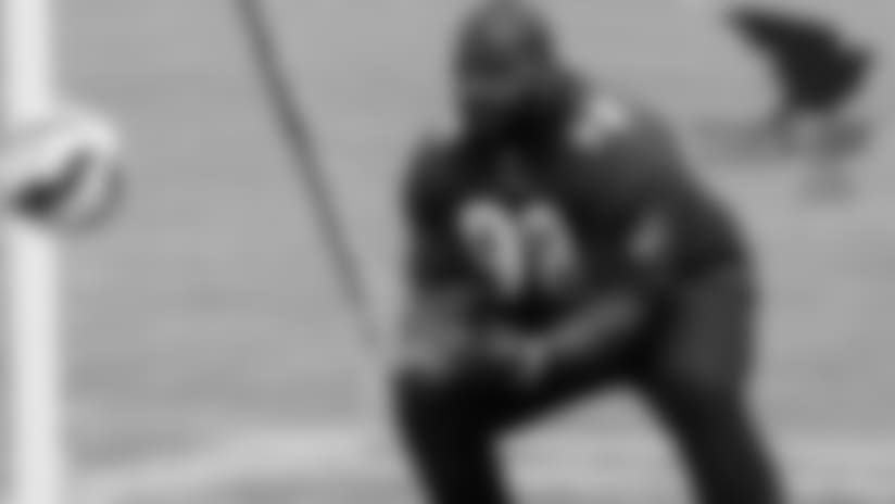 The Caw: Check Out Brandon Williams Playing 'Proper Football'