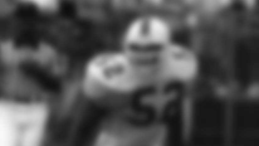 Here's What Ray Lewis Looked Like in College