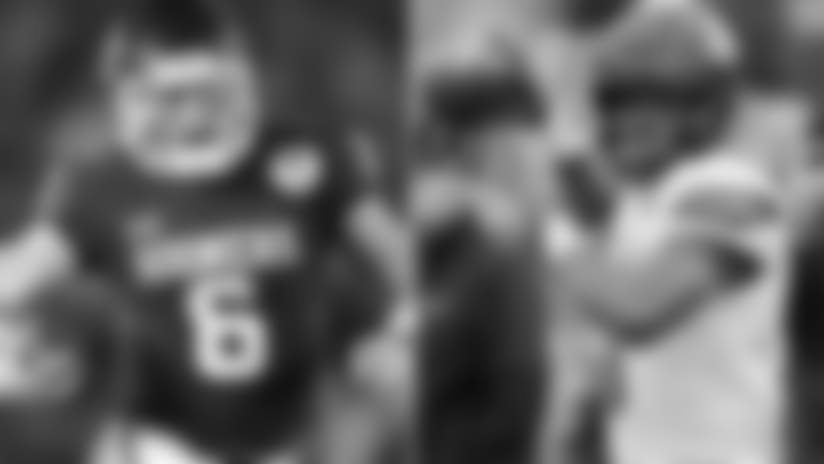 Ravens Have High Praise for Quarterbacks Lamar Jackson and Baker Mayfield