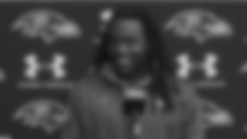 Alex Collins Talks About Migraine Issues Since High School