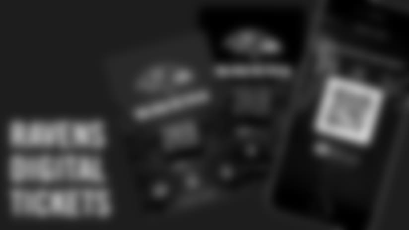 Ravens Announce Digital Ticketing System at M&T Bank Stadium