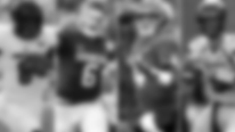 Signing RGIII Doesn't Change Ravens' Quarterback Draft Plans