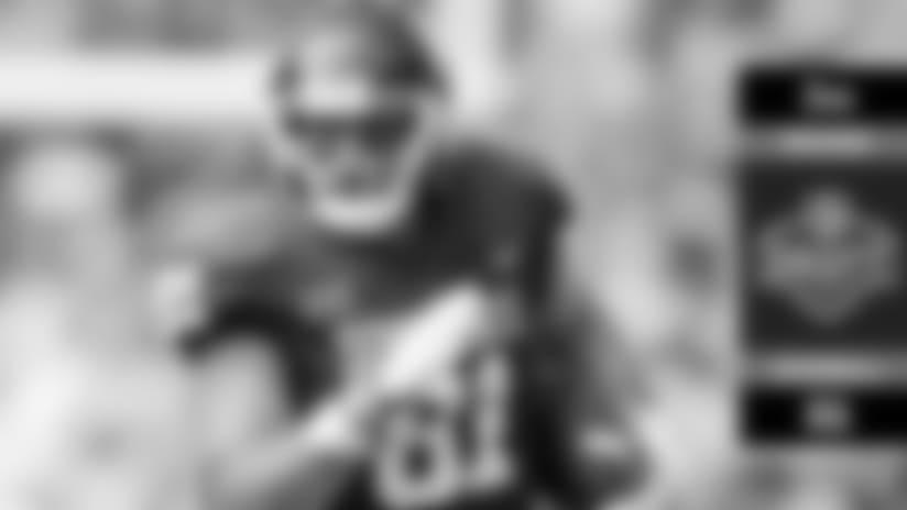 Round 3: Ravens Draft TE Mark Andrews at No. 86