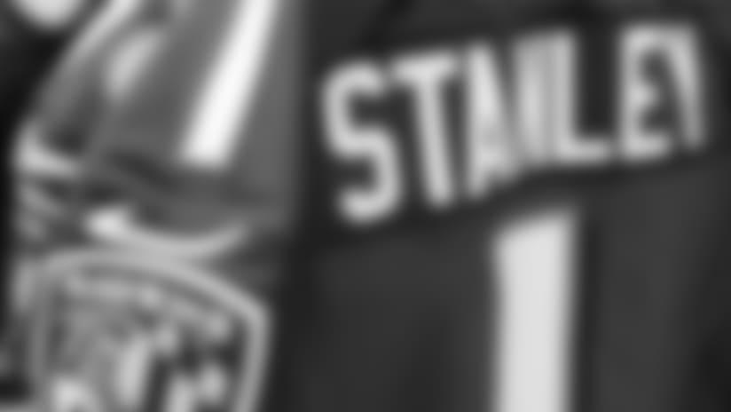 Ronnie Stanley Jersey