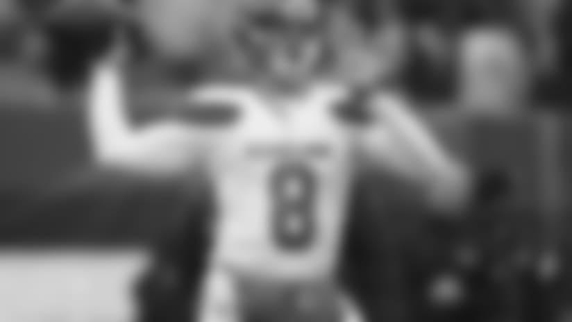 Redskins Acquire Quarterback Kevin Hogan