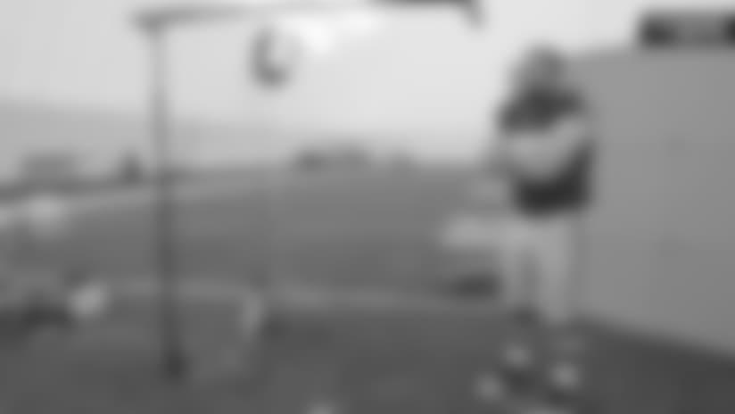 Behind The Scenes Of 2018 Redskins Photoshoot: Brandon Scherff, Josh Doctson, Chris Thompson
