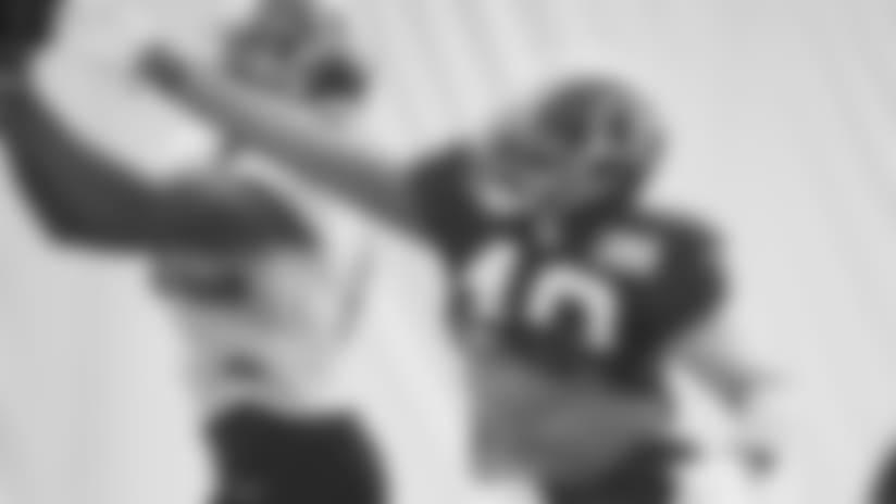 Cowboys Week Practice: 11/26/17