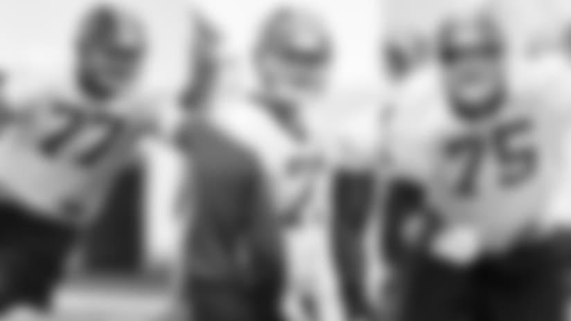 2018 Redskins In Richmond: Interior Offensive Linemen