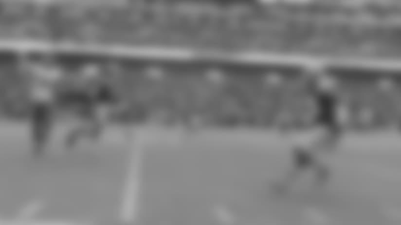 2017 Season Top Plays: D.J. Swearinger's Interception Against Vikings