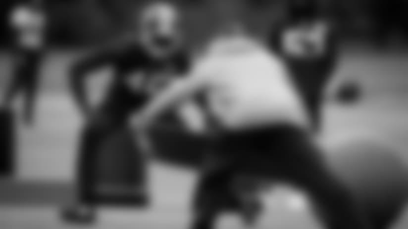 Seahawks Week Practice (Defense/Special Teams): 11/1/17