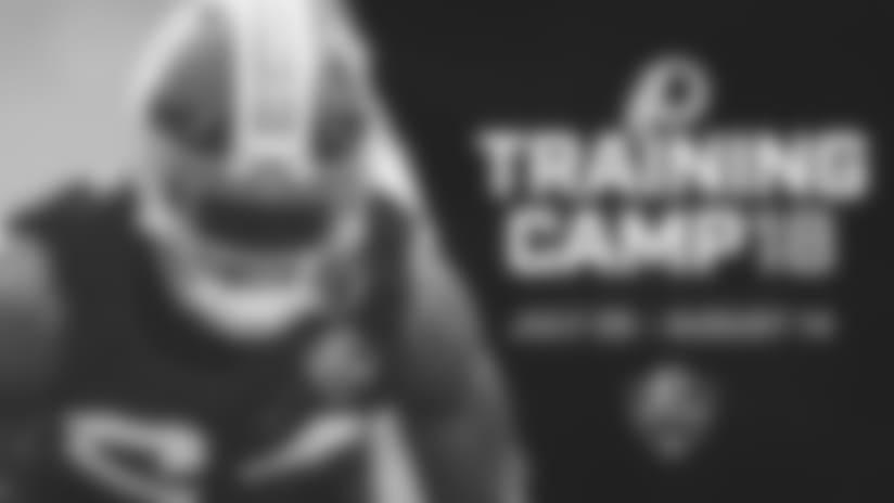 Bon Secours Washington Redskins Training Center Opens To The Public For Training Camp Thursday, July 26