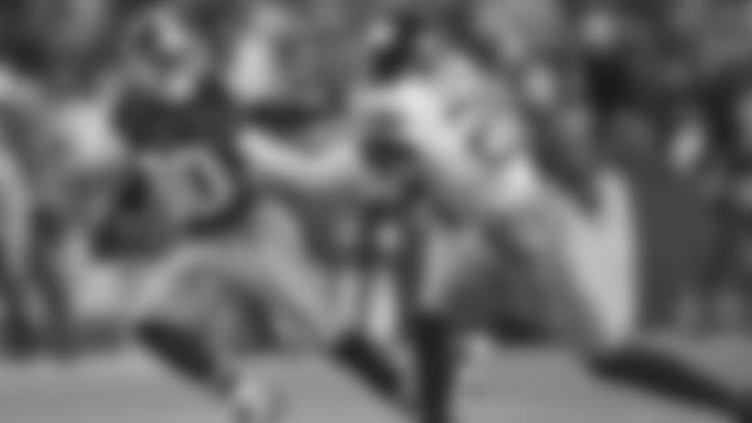 Flashback: Huff Had His Revenge vs. Giants