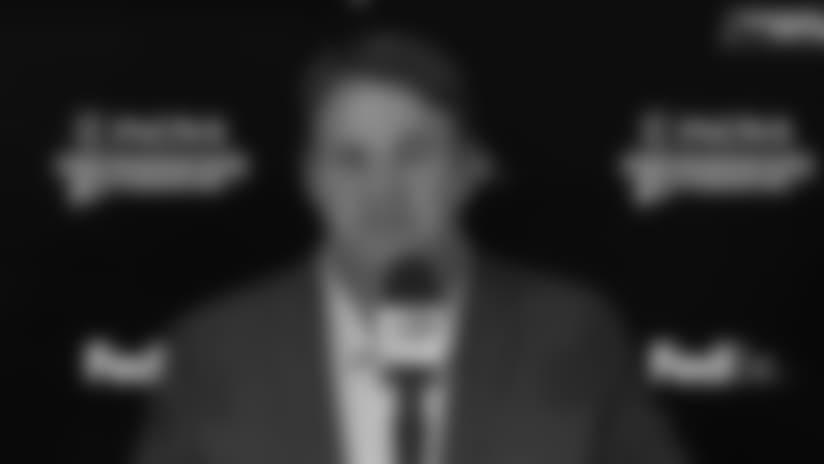 Jay Gruden On Redskins First Round Pick Da'Ron Payne