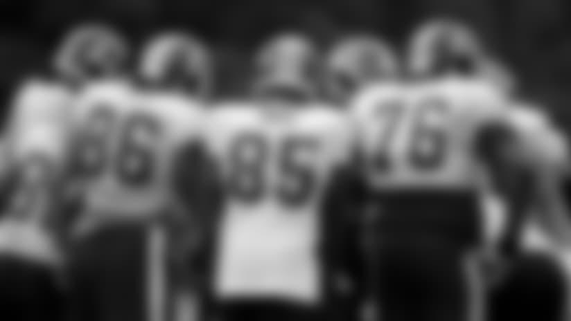 Rams Week Practice (Offense): 9/13/17