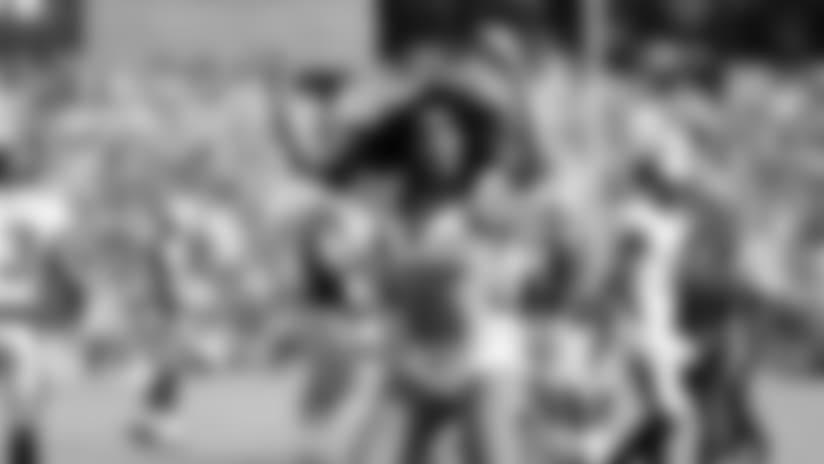 Redskins Cheerleader Kennedy's Game Day Photos