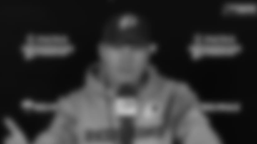 "Jay Gruden On Samaje Perine: ""He's Getting Better"""