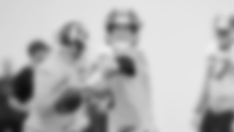 Eagles Week Practice (Offense): 9/7/17