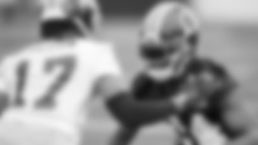 Eagles Week Practice (Defense/Special Teams): 9/7/17