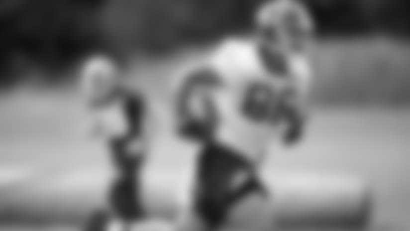 Rams Week Practice (Offense): 9/14/17