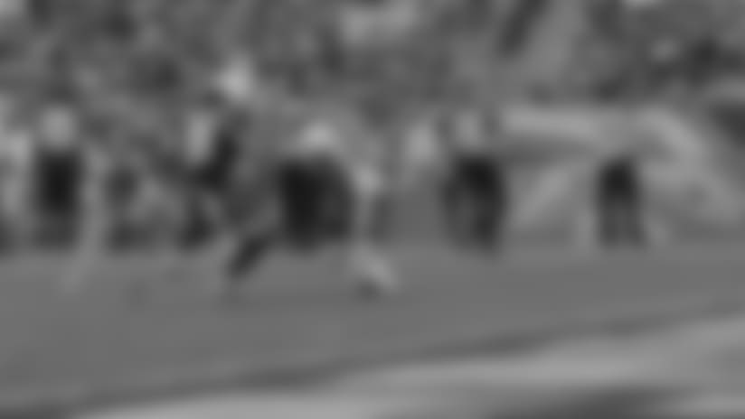 2017 Season Top Plays: Bashaud Breeland Pick Six Versus Chargers