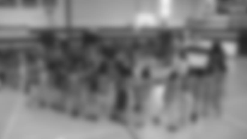 Redskins Host FITT Teambuilding Seminar
