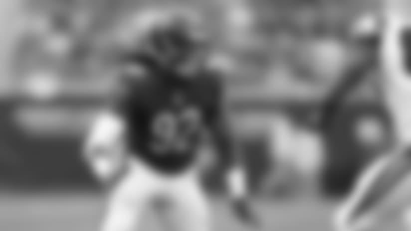 Redskins Sign Linebacker Pernell McPhee