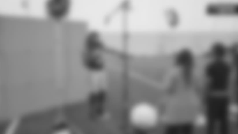 Behind The Scenes Of 2018 Redskins Photoshoot: Mason Foster, Jonathan Allen, Daron Payne