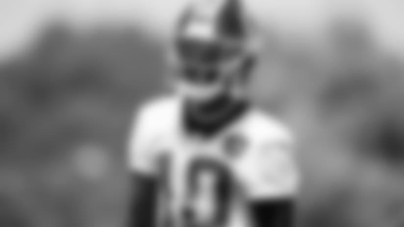Paul Richardson Jr. Begins His Redskins Career Feeling 'Like A Rookie All Over Again'