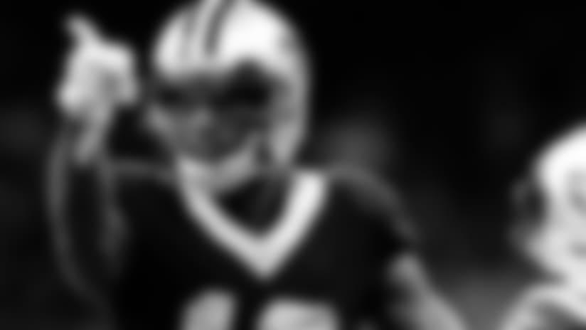John DeShazier: Michael Thomas, Ted Ginn Jr. active for Saints-Falcons game