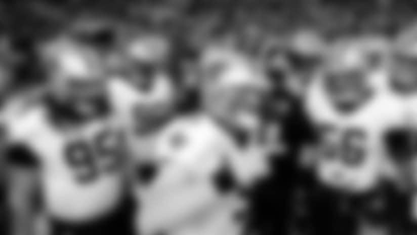 Divisional Playoffs Saints vs Vikings - Pregame