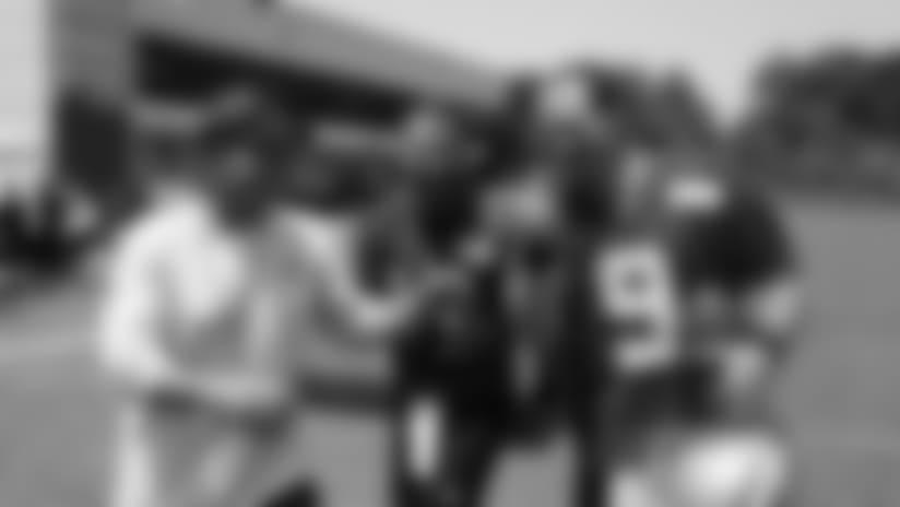 Saints QB Challenge: Snoball Showdown