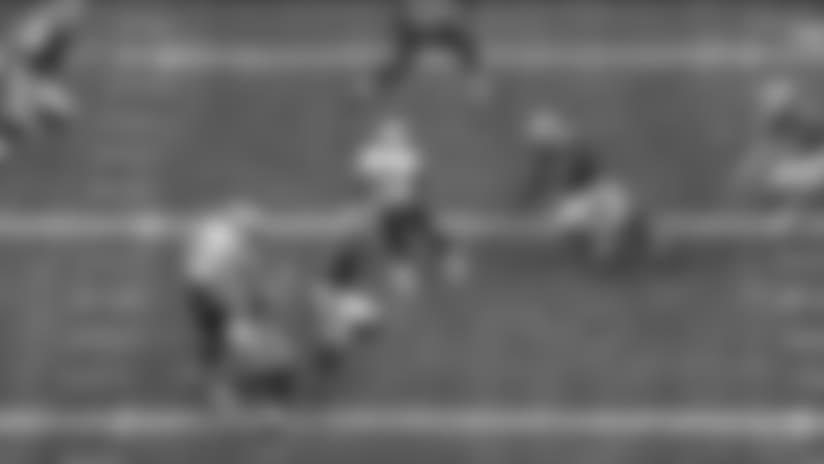 Tommylee Lewis returns punt for 59 yards