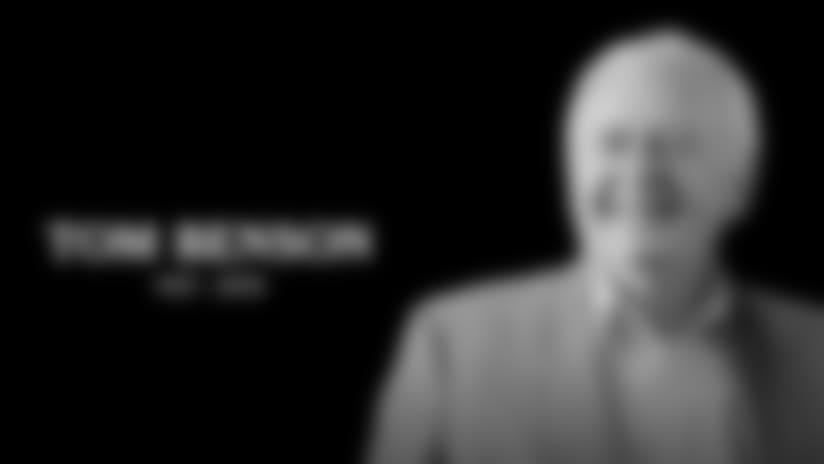 Obituary of Saints owner Tom Benson