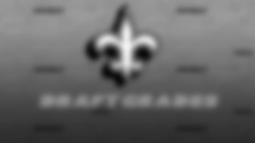 New Orleans Saints 2017 Draft Grade