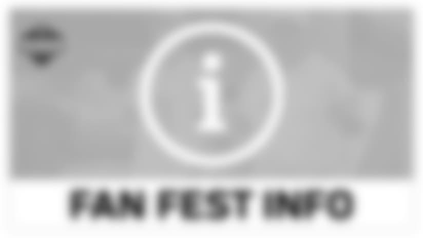 Training Camp Links Promo - Fan Fest Info