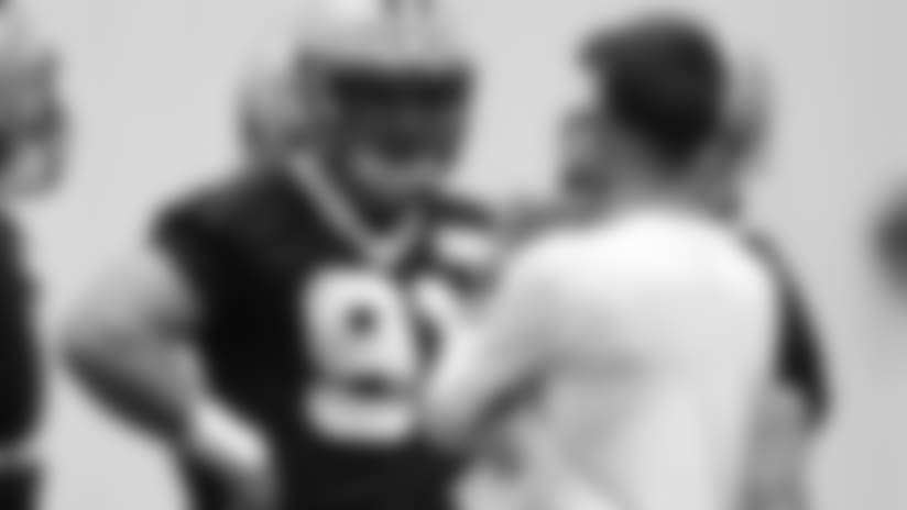 Saints Rookie Minicamp: Trey Hendrickson