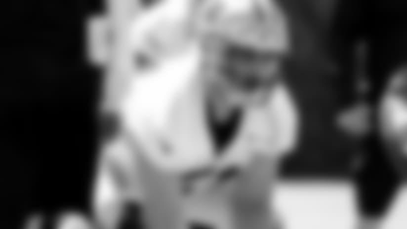 John DeShazier: Center Josh LeRibeus making positive impression with Saints