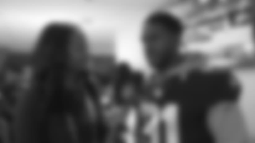 Saints Legend Reggie Bush Returns to Mercedes-Benz Superdome