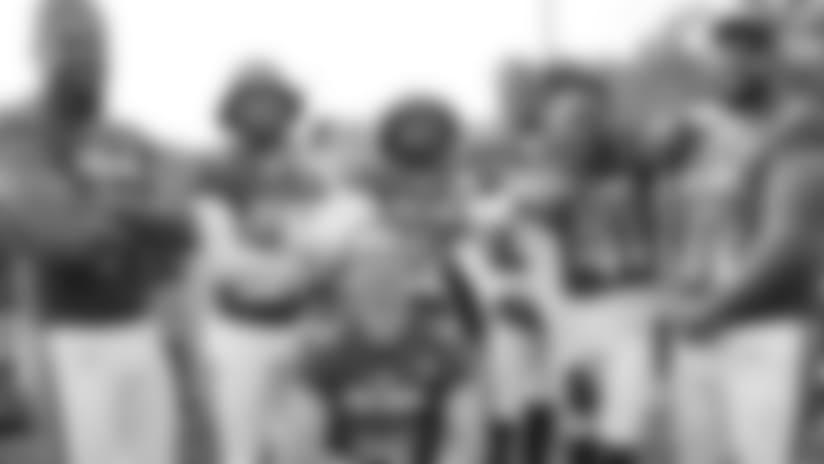 John DeShazier:  Cam Jordan, Mark Ingram finally sharing the Pro Bowl experience as teammates