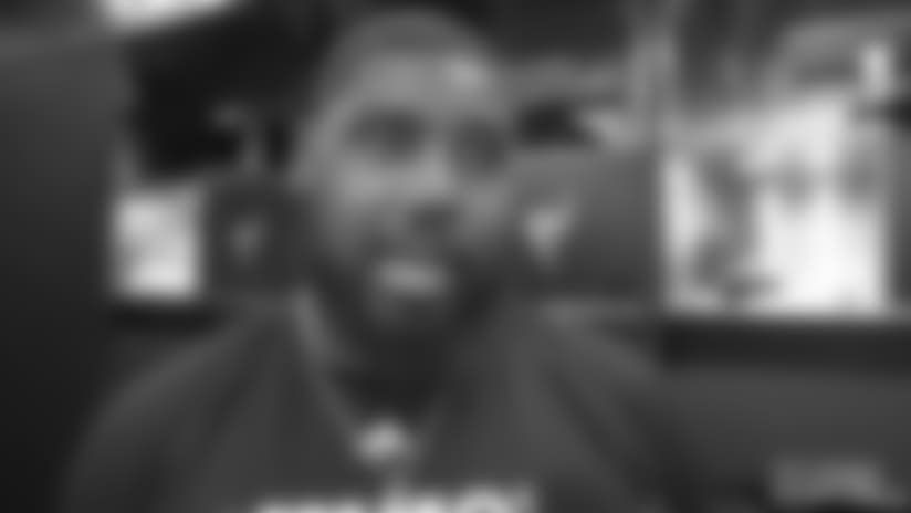 "Sheldon Rankins, ""These are the games you want"""