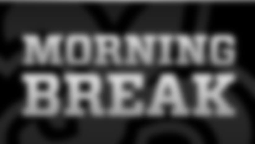 Saints Morning Break for Monday, Aug. 20