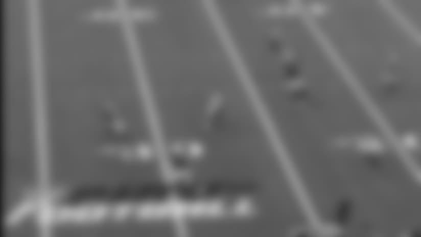Chase Daniel finds Brandon Coleman for 31-yard gain