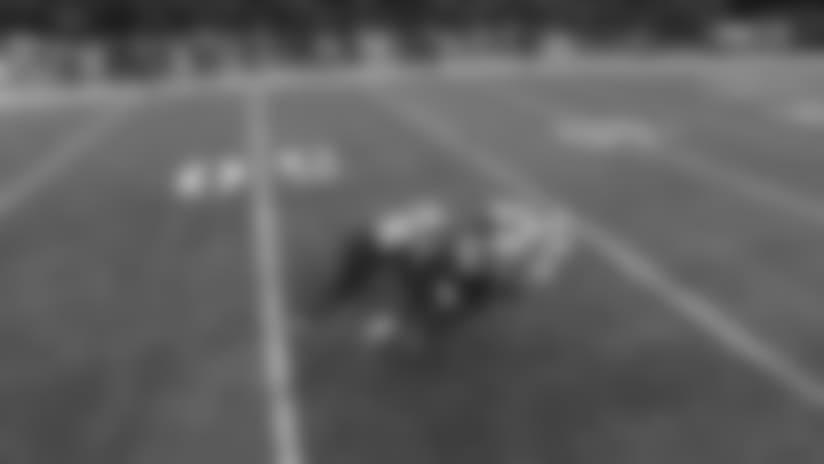 Saints SLAM the door on Carolina Panthers' comeback with sack