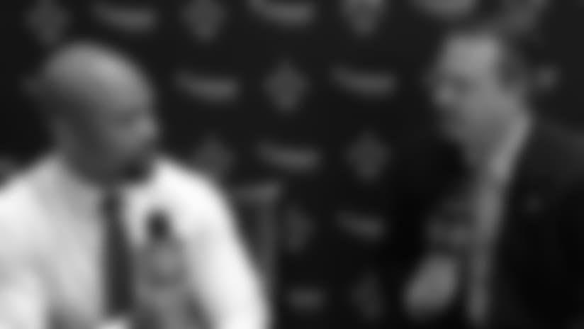 Terry Fontenot Pre-Draft Interview