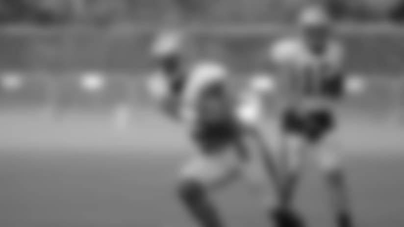 Patrick Crayton Joins New Orleans Saints